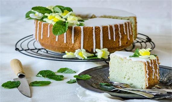 طرز تهیه کیک وانیلی کتویی
