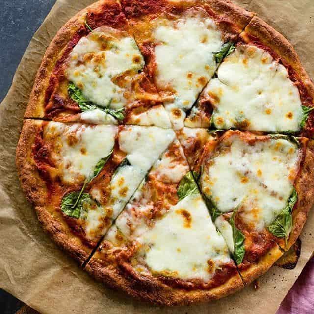 دستور پخت غذای کتویی - پیتزا کتویی