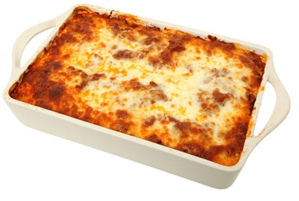دستور پخت لازانیا کتوژنیکی